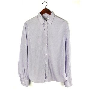 Frank & Eileen men's shirt button down striped S